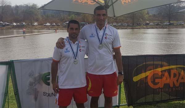 Infominho - Óscar Graña y Ramón Ferro agrandan su leyenda con la medalla de plata en el mundial de Sudáfrica - INFOMIÑO - Informacion y noticias del Baixo Miño y Alrededores.