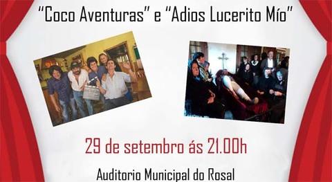 Infominho -  El grupo San Roquiño de Goián presenta dúas proxeccións en O Rosal - INFOMIÑO - Informacion y noticias del Baixo Miño y Alrededores.