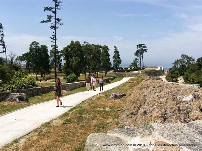 Infominho - Caminha e A Guarda organizan unha andaina polas fortalezas do Baixo Miño este sábado  - INFOMIÑO - Informacion y noticias del Baixo Miño y Alrededores.