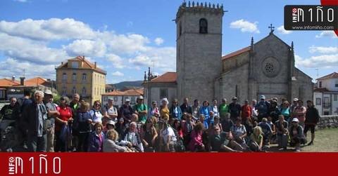 Infominho - Especial - Andaina polas Fortalezas do Baixo Miño entre veciños de Caminha e A Guarda - INFOMIÑO - Informacion y noticias del Baixo Miño y Alrededores.