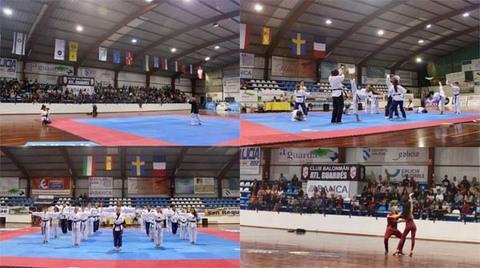 Infominho - Artes marciais e danza, as grandes protagonistas nas XVIII Noites Guardesas do Deporte  - INFOMIÑO - Informacion y noticias del Baixo Miño y Alrededores.