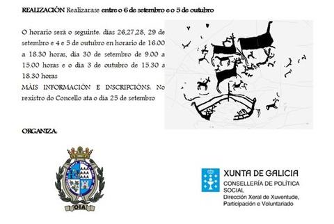 Infominho -  O Concello de Oia organiza a actividade formativa gratuíta -Oia: Unha ollada xove- - INFOMIÑO - Informacion y noticias del Baixo Miño y Alrededores.