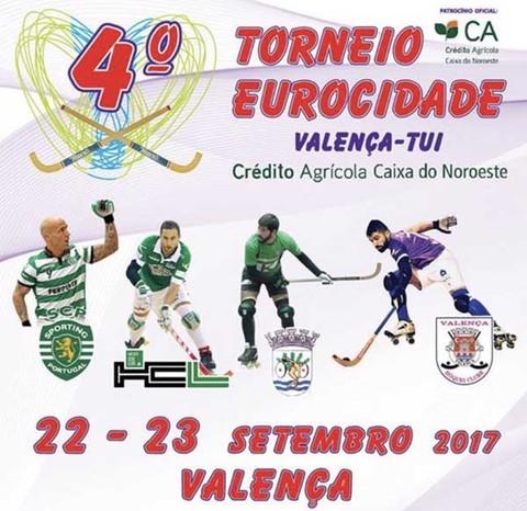 Infominho - Este venres e sábado celébrase en Tui o IV Torneo Eurocidade de Hoquei - INFOMIÑO - Informacion y noticias del Baixo Miño y Alrededores.