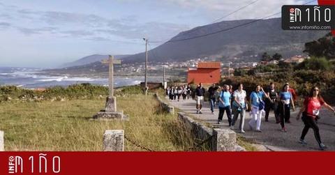 Infominho -  15k del Atlántico-Banco Mediolanum: entre el mar y la montaña - INFOMIÑO - Informacion y noticias del Baixo Miño y Alrededores.