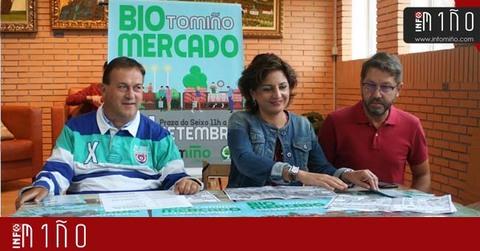 Infominho -  Especial - Máis de 60 stands participan este domingo no Biomercado de Tomiño - INFOMIÑO - Informacion y noticias del Baixo Miño y Alrededores.