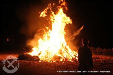 Infominho - San Xoán a noite das meigas, o lume e as tradicións   - INFOMIÑO - Informacion y noticias del Baixo Miño y Alrededores.